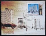 Poštovní známka Kuba 2007 Budova FOSCA v Havaně Mi# Block 235