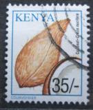 Poštovní známka Keňa 2001 Kokosovník ořechoplodý Mi# 754