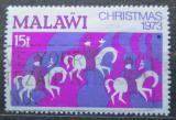 Poštovní známka Malawi 1973 Vánoce Mi# 209
