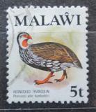 Poštovní známka Malawi 1975 Bažant Mi# 232