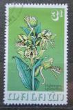 Poštovní známka Malawi 1975 Habenaria splendens, orchidej Mi# 246