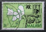Poštovní známka Malawi 1985 Mapa Mi# 445
