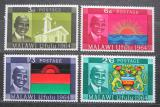 Poštovní známky Malawi 1964 Nezávislost Mi# 15-18