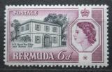 Poštovní známka Bermudy 1959 Pošta Mi# 155