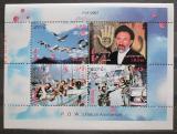 Poštovní známky Írán 2007 Návrat válečných zajatců Mi# Block 48