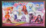 Poštovní známky Mosambik 2012 Isaac Newton Mi# 5463-68 Kat 14€