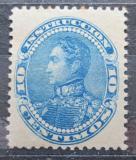 Poštovní známka Venezuela 1901 Simón Bolívar, kolkovací Mi# 82