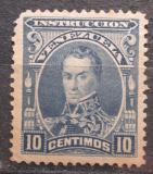Poštovní známka Venezuela 1904 Simón Bolívar, kolkovací Mi# 91