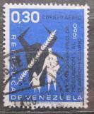 Poštovní známka Venezuela 1961 Sčítání lidu Mi# 1397