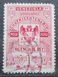 Poštovní známka Venezuela 1955 Znak Valencia Mi# 1110