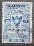 Poštovní známka Venezuela 1955 Znak Valencia Mi# 1111