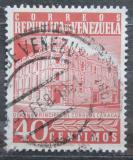 Poštovní známka Venezuela 1960 Hlavní pošta v Caracasu Mi# 1204