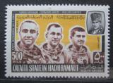 Poštovní známka Aden Qu´aiti 1967 Astronauti Mi# 141 A Kat 8€