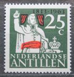 Poštovní známka Nizozemské Antily 1963 Nezávislost Nizozemí, 150. výročí Mi# 137