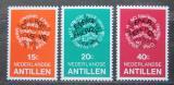 Poštovní známky Nizozemské Antily 1978 Šetření energiemi Mi# 367-69