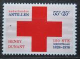 Poštovní známka Nizozemské Antily 1978 Červený kříž Mi# 370