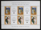 Poštovní známky Nizozemské Antily 1980 Dětské kresby Mi# Block 15