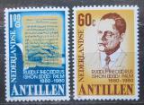 Poštovní známky Nizozemské Antily 1981 Rudolf Theodorus Palms Mi# 436-37