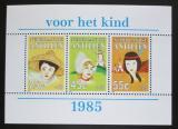Poštovní známky Nizozemské Antily 1985 Děti světa Mi# Block 29
