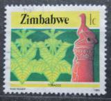 Poštovní známka Zimbabwe 1985 Tabák Mi# 309