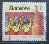 Poštovní známka Zimbabwe 1985 Kukuřice Mi# 310