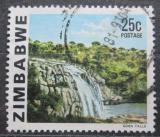 Poštovní známka Zimbabwe 1980 Vodopády Gola Mi# 238