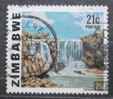 Poštovní známka Zimbabwe 1980 Vodopády Odzani Mi# 237