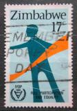 Poštovní známka Zimbabwe 1981 Mezinárodní rok postižených Mi# 254