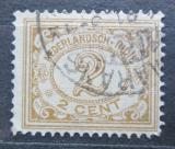 Poštovní známka Nizozemská Indie 1902 Nominální hodnota Mi# 42