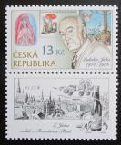 Poštovní známka Česká republika 2014 Tradice české známkové tvorby Mi# 793