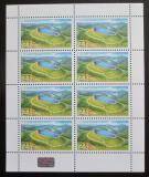 Poštovní známky Česká republika 2018 Dlouhé stráně Mi# 972 Bogen