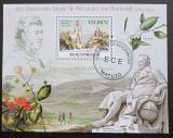 Poštovní známka Mosambik 2009 Alexander von Humboldt Mi# Block 282 Kat 10€