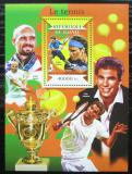 Poštovní známky Guinea 2015 Tenisti Mi# Block 2492 Kat 16€
