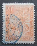Poštovní známka Madagaskar 1903 Fauna a flóra Mi# 65