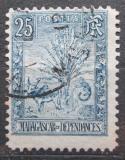 Poštovní známka Madagaskar 1903 Fauna a flóra Mi# 66 Kat 5€