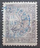 Poštovní známka Madagaskar 1903 Fauna a flóra Mi# 68 Kat 5€