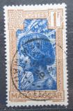 Poštovní známka Madagaskar 1930 Domorodec Mi# 194