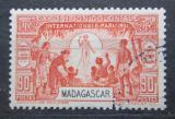 Poštovní známka Madagaskar 1931 Koloniální výstava v Paříži Mi# 205