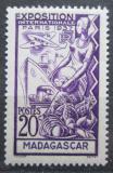 Poštovní známka Madagaskar 1937 Mezinárodní výstava v Paříži Mi# 240