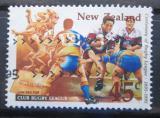 Poštovní známka Nový Zéland 1995 Rugby Mi# 1431