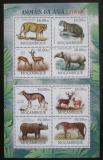 Poštovní známky Mosambik 2012 Vyhynulá fauna Asie Mi# Mi# 5683-90 Kat 16€