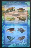 Poštovní známky Mosambik 2012 Želvy Mi# Mi# 5665-72 Kat 16€