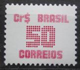 Poštovní známka Brazílie 1985 Nominální hodnota Mi# Mi# 2111