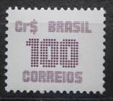 Poštovní známka Brazílie 1985 Nominální hodnota Mi# Mi# 2112