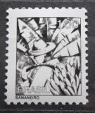 Poštovní známka Brazílie 1979 Sběr banánů Mi# Mi# 1542