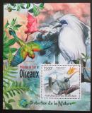 Poštovní známka Burundi 2012 Ohrožení ptáci Mi# Mi# Block 237 Kat 9€