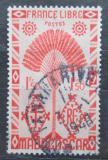 Poštovní známka Madagaskar 1943 Strom cestovatelů Mi# Mi# 357
