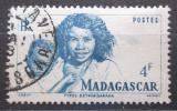 Poštovní známka Madagaskar 1946 Matka s dítětem Mi# Mi# 399