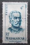 Poštovní známka Madagaskar 1946 Generál Duchesne Mi# Mi# 401