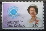 Poštovní známka Nový Zéland 1983 Královna Alžběta II. Mi# Mi# 866
